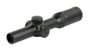 Hawke Sport Optics XB30 scope has upgraded features for 2014.