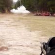 Hawke explosions rimfire rifle