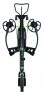 The Horton Storm RDX is a reverse draw bow with a trim profile and lethal power. Reducing vibration is key to diminishing sound. As such, don't forget to add noise dampeners to a wide variety of the crossbow's components, such as the foot stirrup and bolt-retention spring.