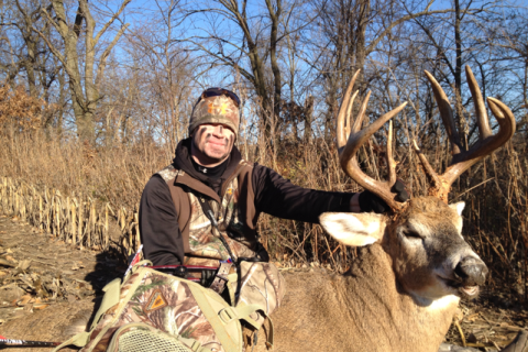 Iowa Monster Buck