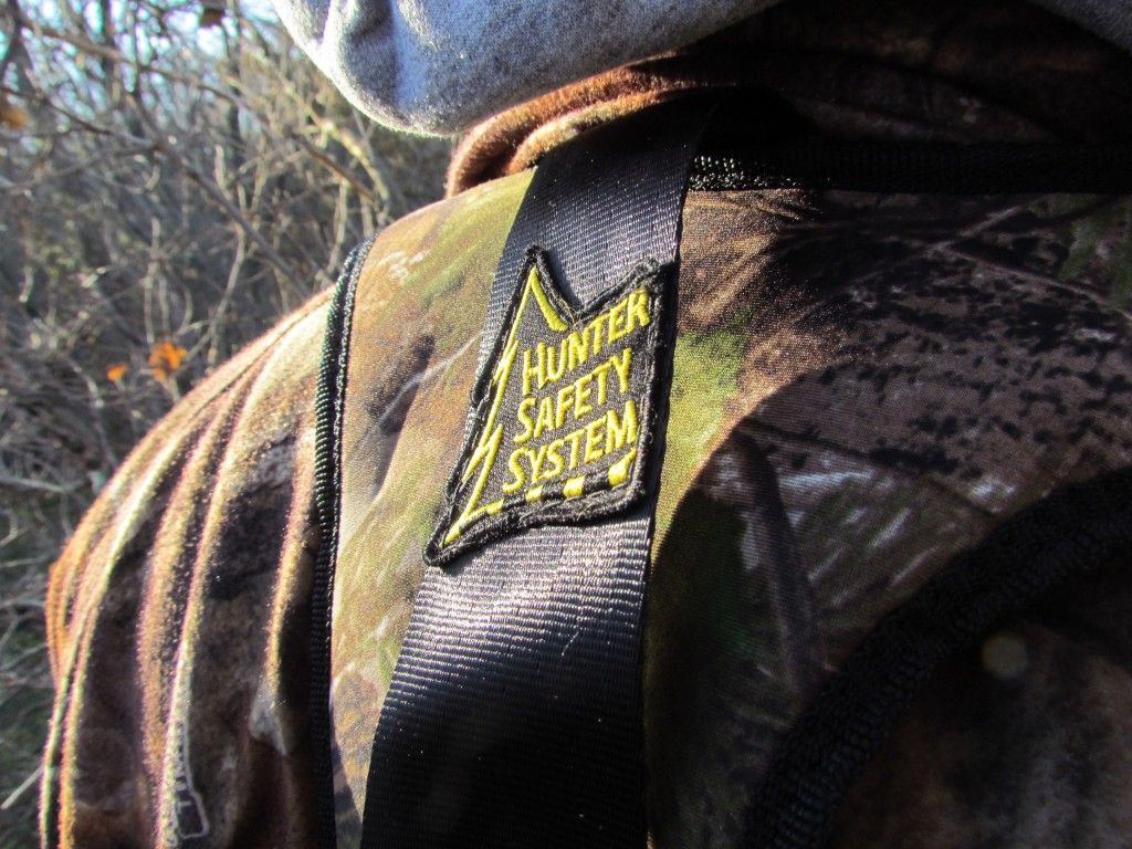Don't forget your Hunters Safety System Vest!!!