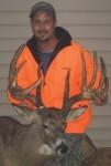 Johnny King Buck of Wisconsin