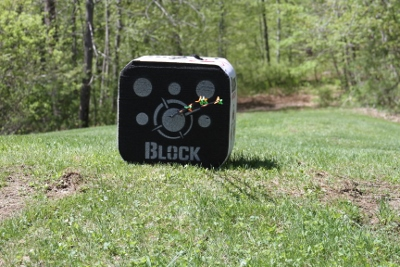 Block Targets are perfect for consistent practice, though I need a lot more practice!