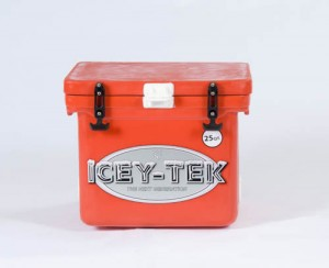 Icey-Tek 25 Quart Ice Chest