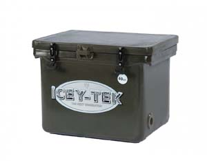 Icey-Tek 40 Quart Ice Chest