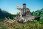 Illinois hunters will see changes in the coming seasons. Click the photo to see more giant bucks!