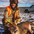 Jimmy Herman with Wisco buck1