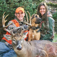 Kasey Morgan Bloodhound Deer Tracking Service1