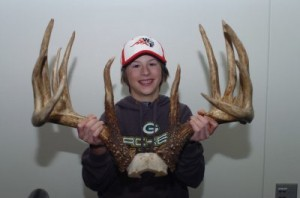 Johnny King Buck from Wisconsin