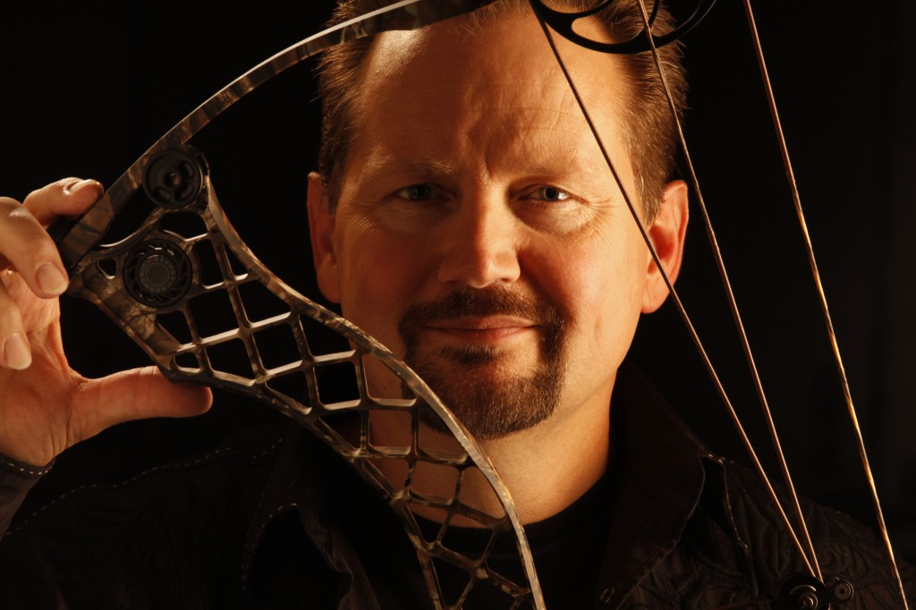 Matt McPherson offers three new bows for 2013: the Creed, Monster Chill and Solocam ZXT