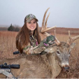 Kansas is a destination state for hunters and anglers.