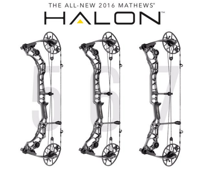Ata 2016 Mathews Introduces New Halon Compound Bow Deer