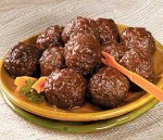 venison meatballs - whitetail deer hunting
