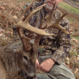 Mike Campbell of Mississippi with his 190-inch Grenada County 17-point.