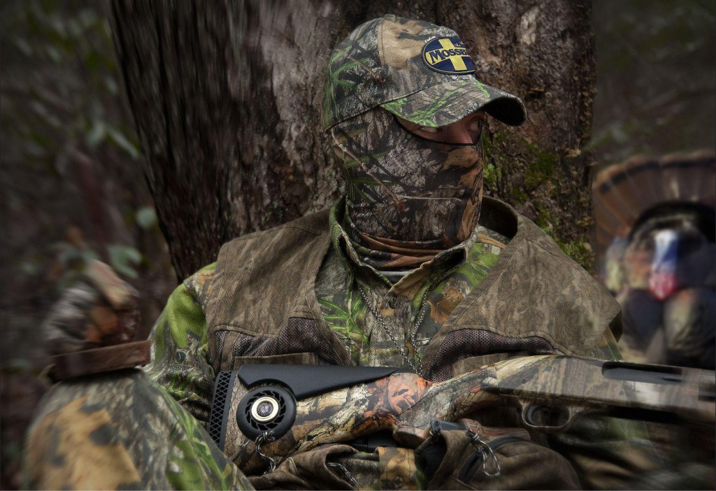 The Mossberg Recoil Reduction System, which incorporates the Mathews harmonic dampener in the stock, will be available on several models of turkey, waterfowl and deer shotguns.