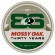 Mossy Oak 30th logo