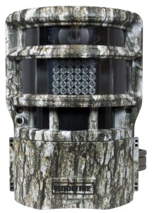 The new Moultrie Panoramic 150 has a quiet, sliding lens that takes images with a wide field of view day or night. It's a great camera for your hunting land or home security plans.