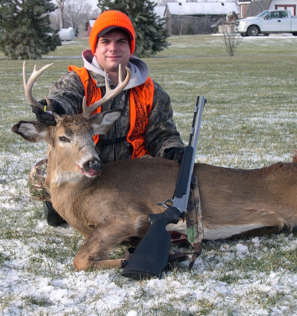 Special seasons for muzzleloader have become popular in the last 15-20 years in many states.
