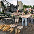 The Muzzy Classic bowfishing championship on Guntersville Lake in Alabama features hundreds of bowfishermen from across the United States. Teams search for the biggest gar, carp and buffalo in what has become one of the best bowfishing tournaments in the country.