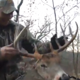 NAP Chris Hunter Iowa bow buck