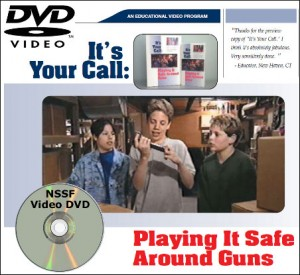 NSSF Firearm Safety CD