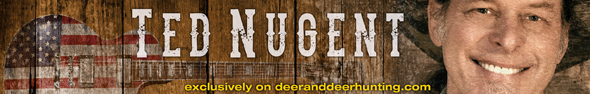 Ted Nugent on Deer & Deer Hunting