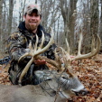 This Ohio monster has some awesome character with the mass and drops. Wow!