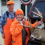 Ohio youth hunt