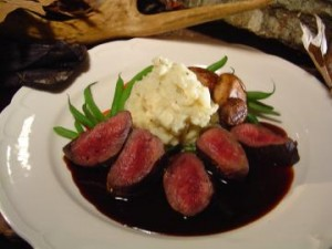 Get more recipes from Scott Leysath in his fantastic Better Venison Cookbook. Click this photo to order!