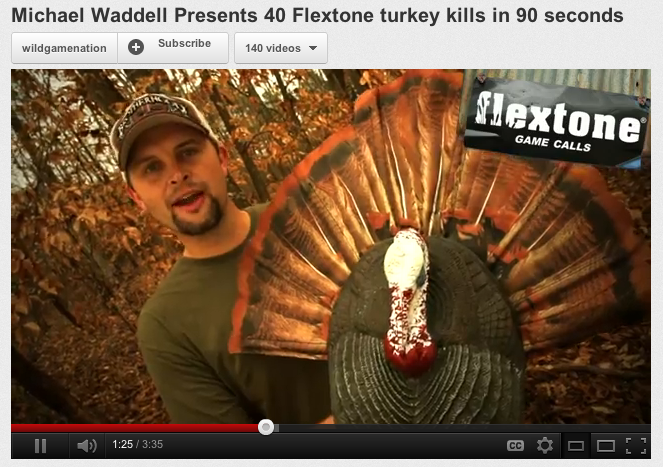 Waddell Flextone Video