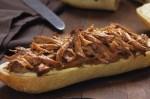 Pulled Meat Sandwich