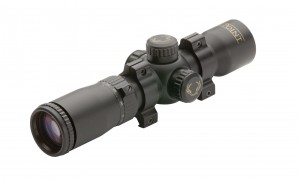 The TenPoint RangeMaster Pro Scope helps you hit the target every time.