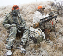 Rattling can drive western whitetails nuts and is highly effective for giving you a good luck at a variety of bucks.