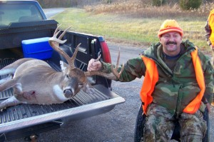 Refuge deer hunts are popular but will be affected by the government shutdown. (Photo: USFWS)