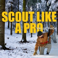 The Scout Like a Pro Value Pack includes everything you need to set yourself up for shots at trophy bucks this season.