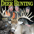John, Holly and Hunter Bargren rejoice in the hunt of a lifetime after John made a clutch shot on this 200+ inch whitetail in 2013.
