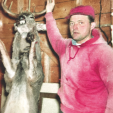 Dan Schmidt Sr. shot this 10-pointer in northern Wisconsin in 1969. (Photo by Chrisanthia Schmidt)
