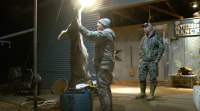 Skin and Process a Deer in 10 Minutes Without Gutting It