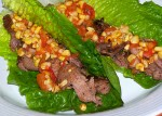 Smokey Lettuce Wraps