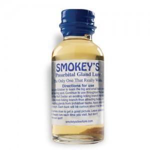 Smokey's Preorbital Gland Lure