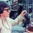 Stephanie Kwolek was a chemist with DuPont in the 1960s when she discovered the solution and process that became Kevlar. (Photo: DuPont)