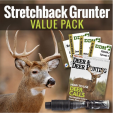 Stretchback value pack