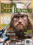Willie Robertson loves deer hunting just as much as he does duck hunting.