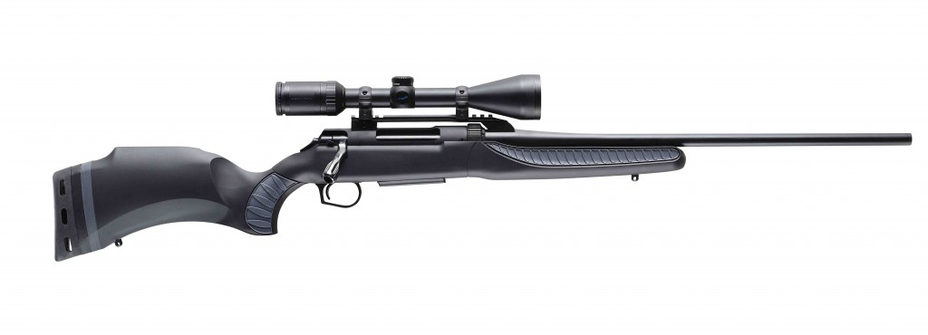 Thompson/Center's Dimension is one of three rifles the company is recalling over concerns about the safety.