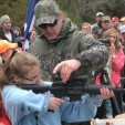 Shooting skills and safety are part of smart education for young shooters.