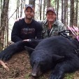 Ted and Toby Nugent with a super bear! Predators, indeed!