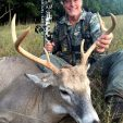 Yowza! It's hard to beat a great bow, a cool buck and November!