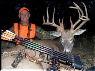 Ted Jaycox with Tall Tine Outfitter
