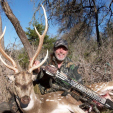 Ted Nugent Axis Buck