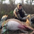 Ted Nugent Nebraska bow doe